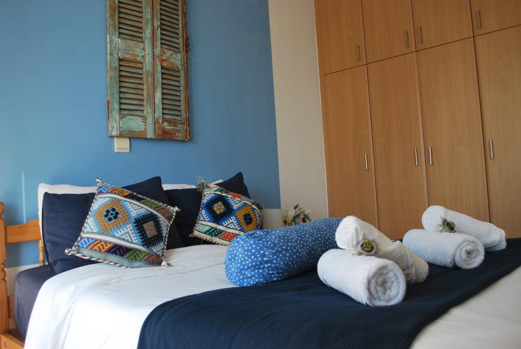 double bed in Selene