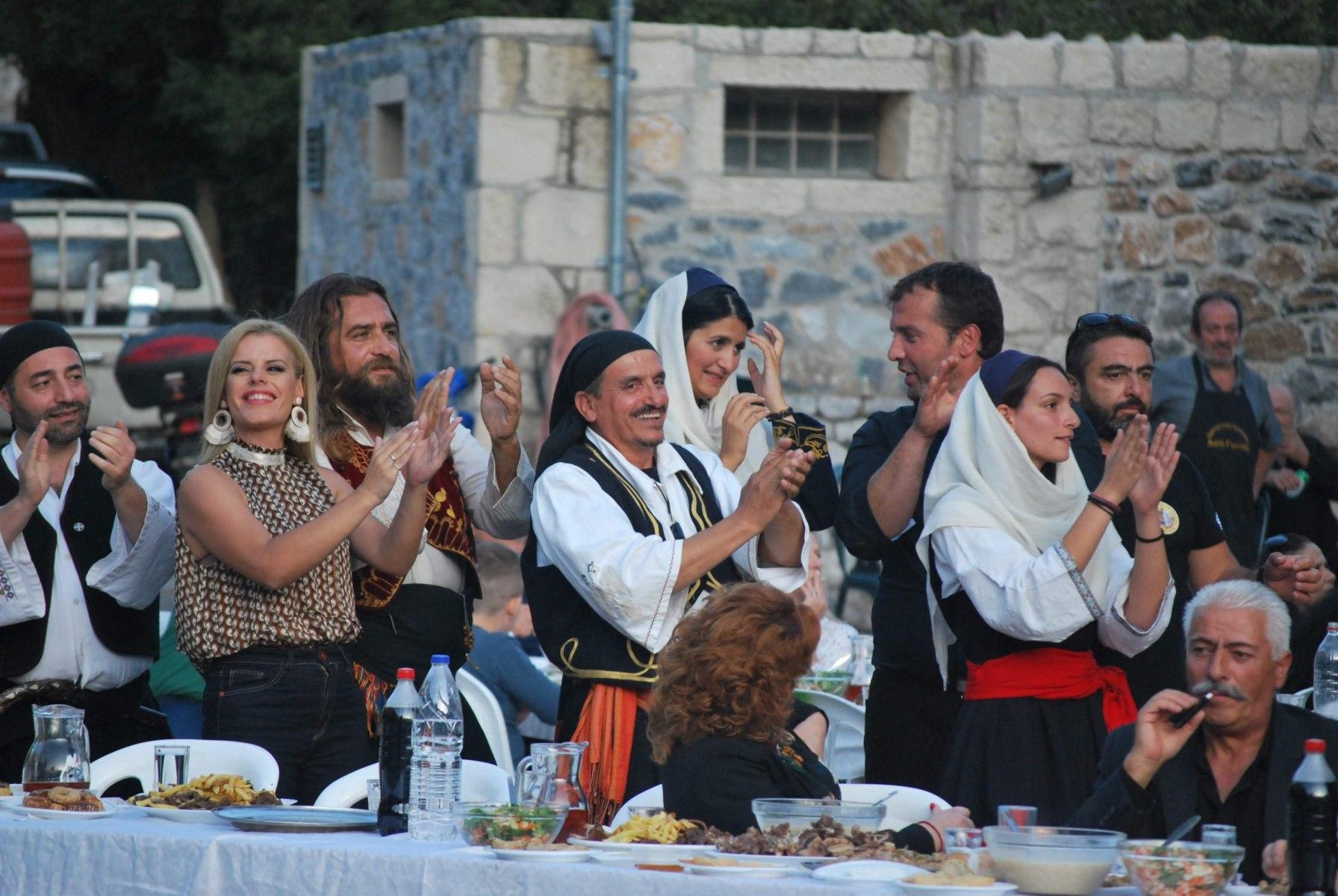 Panagiri village festival